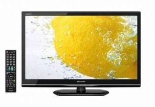 シャープ24型テレビ-lc24-k20